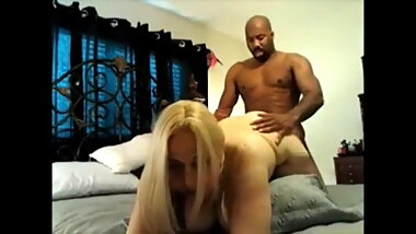 Granny Can't  Get Enough Young Black Cock
