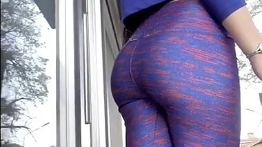 Slim juicy ass Latina # part2