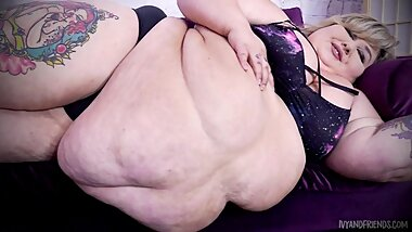 SSBBW FEEDEE IVY DAVENPORT IS GIVING INTO GLUTTONY AND GETTING FAT AGAIN