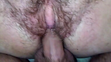 Wet, rosy pussy